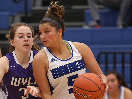 Lake View Maidens vs. Abilene Wylie Girls Basketball