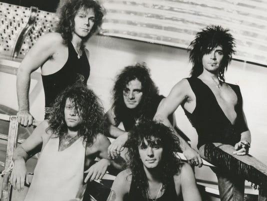 Bon Jovi band shot