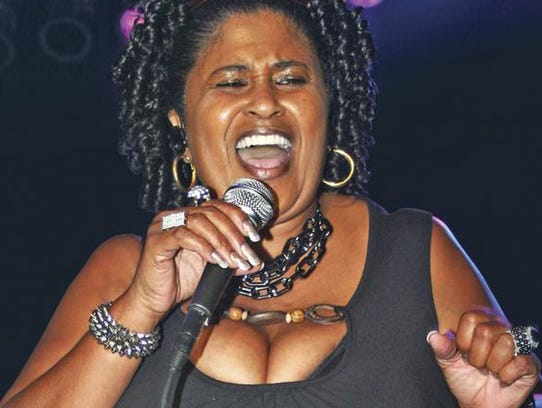 Ms. Jody brings the blues to Toni Green's Palace on