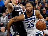 Towns leads T-wolves past Kings 112-105