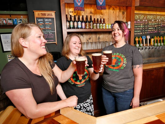 LAF People's Brewing Company to release brew in honor of women