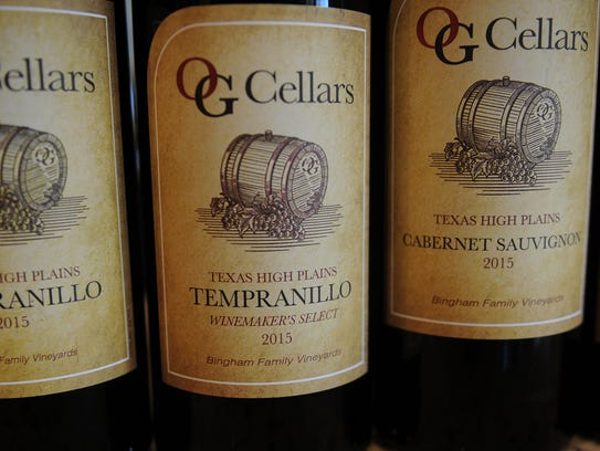 OG Cellars Tempranillo in February won a silver medal