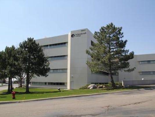 Schoolcraft college building