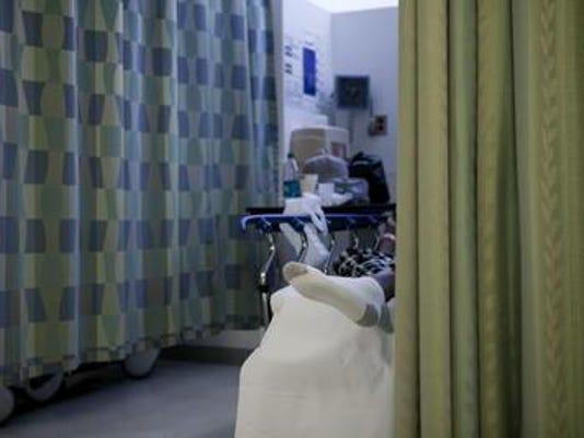 Psychiatric bed shortage