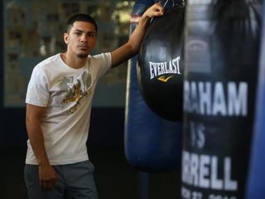 Coachella's Randy Caballero (22-0, 13 KOs) will fight for the first time in a year when he defends his IBF world title on Nov. 21 in Las Vegas.