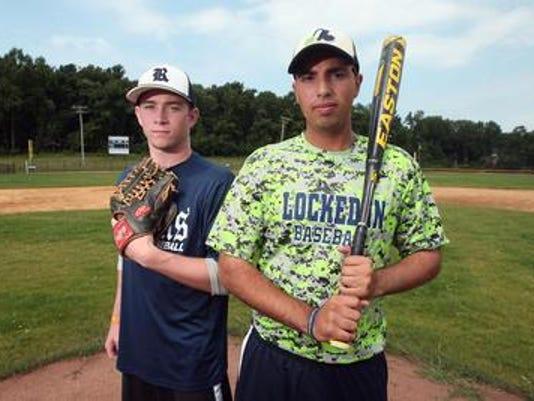 Andrew Hafner and Brandon Lopez