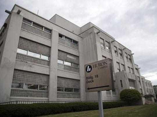 Building 18 on the Huron campus, formerly IBM-Endicott, is one the few areas where higher levels of hazardous materials are still found underground.