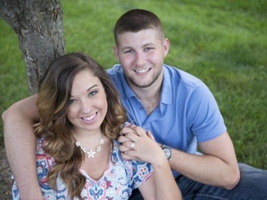 Engagements: Hali Wright & Brian Retter