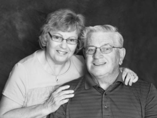 Anniversaries: Tom Gunn & Carol Gunn