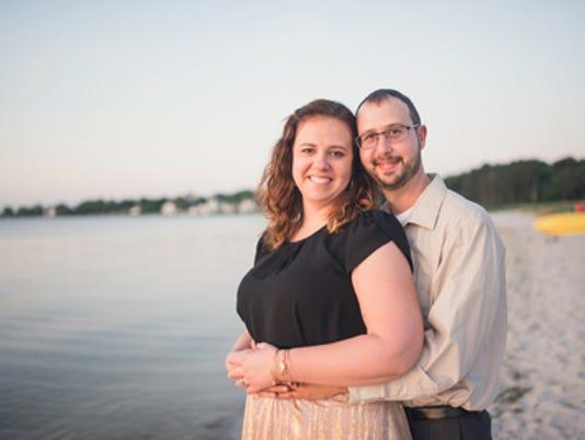 Engagements: Jennifer Griffith & Richard Knapper
