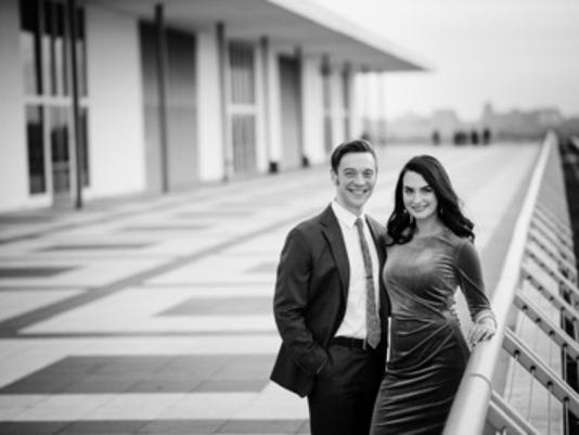 Engagements: Rachel Selene Sullivan & Ian Kyle Buchanan