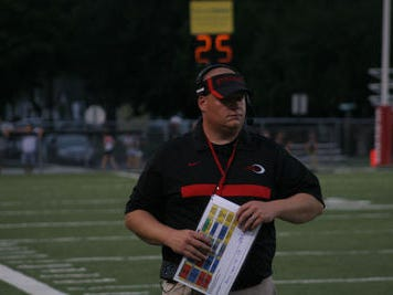 Former St. Joseph Central Catholic football coach Scott Knisely was named coach at Toledo St. Francis de Sales.