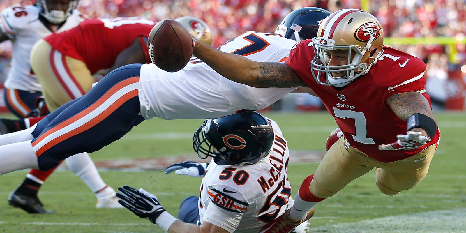 3 Things To Watch Sunday Vs 49ers