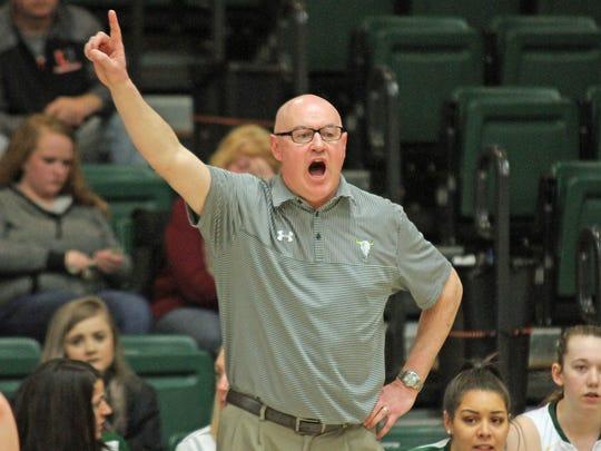 CMR coach Brian Crosby.