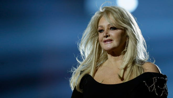 Interest in Bonnie Tyler's 'Total Eclipse of the Heart' has  increased.