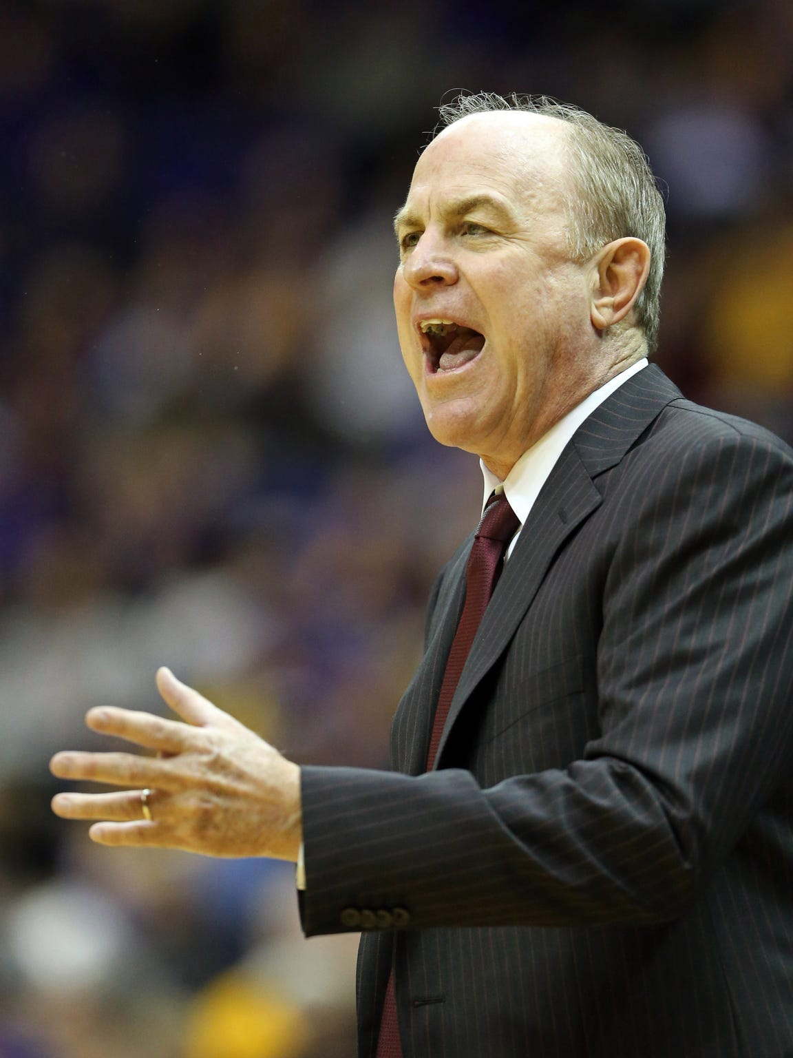 Mississippi State coach Ben Howland reeled in a second