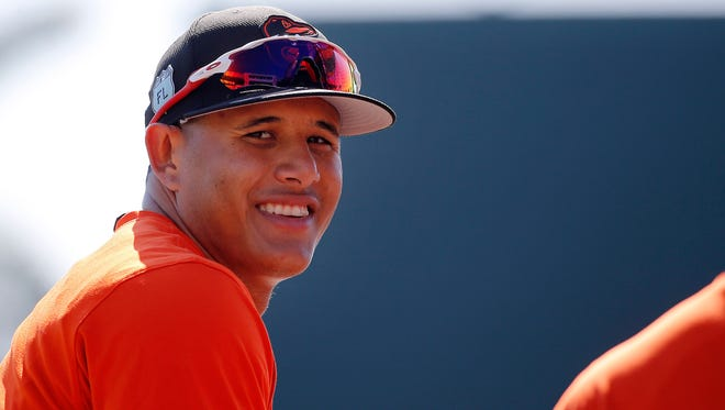 """Manny Machado says representing the Dominican Republic in the WBC is """"all about family."""""""