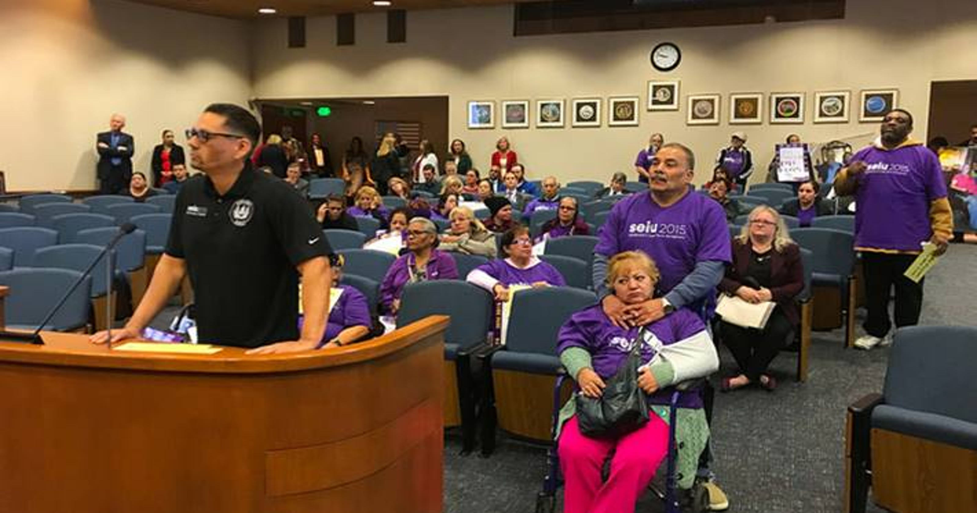 Ventura County home care workers to get 9 percent pay increase