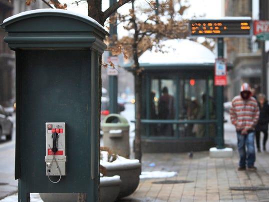 AL 121113 pay phone B