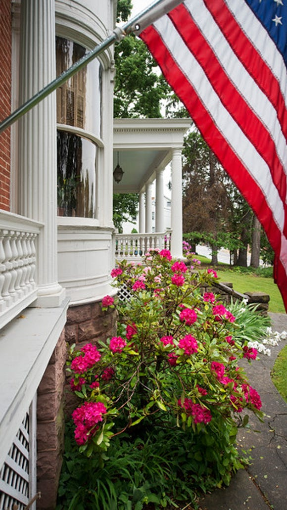 The Emig Mansion Bed & Breakfast. Paul Kuehnel - Daily Record/Sunday News