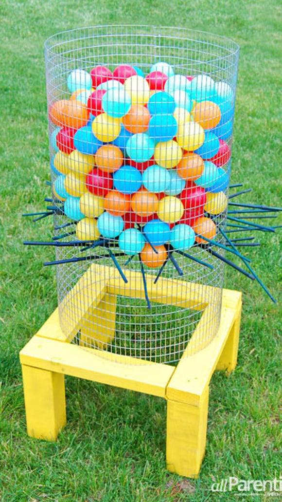 Water balloons would make for great summer fun!
