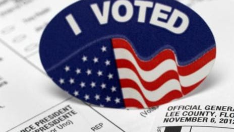 Saturday was the last day of early voting.