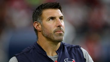 Mike Vrabel to become fifth coach in Titans history