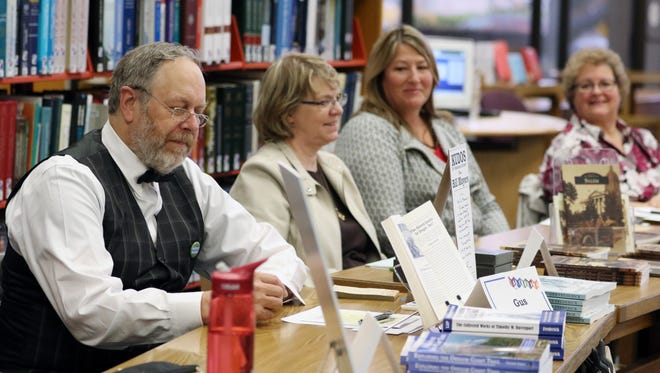 Discover and support the literary community of the Willamette Valley at Authorama, an event highlighting local writers 1 to 4 p.m. Saturday, Nov. 12, at the Salem Public Library, 585 Liberty St. SE.