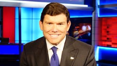 Fox News Channel anchor Bret Baier, photographed in