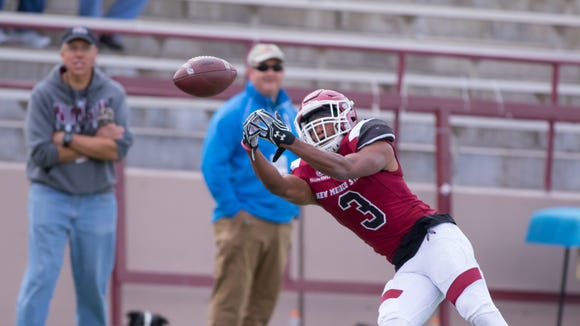 New Mexico State looks to fill seven slots before national signing day on Feb. 1.