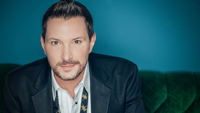 Country musician Ty Herndon performs a benefit concert Tuesday at Higher Ground for Ronald McDonald House Charities of Burlington.