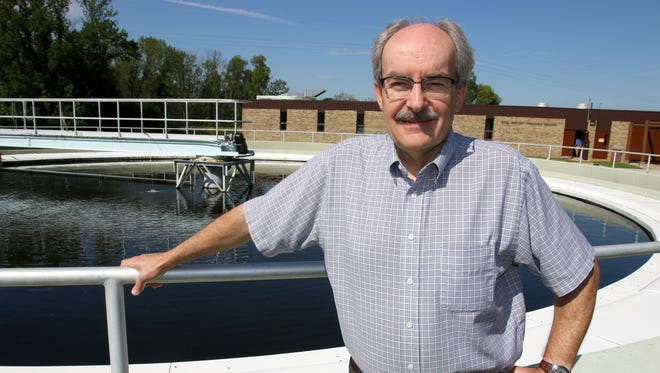 Tom Steinbach, director for the Oconomowoc Watershed Protection Program.