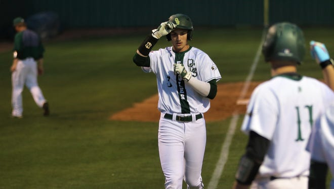 OCS has scored double-digit runs in 16 games this season. The second-seeded Eagles open a three-game, Division IV quarterfinal series with no. 10 Catholic-Pointe Coupee on Thursday.