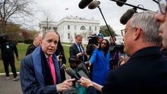 White House chief economic adviser Larry Kudlow talks
