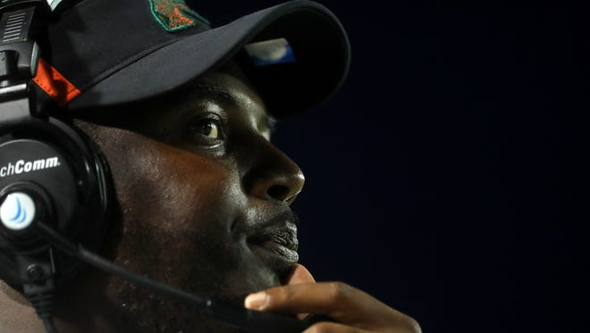 FAMU head coach Willie Simmons looks to begin the MEAC schedule on a high note against Savannah State.