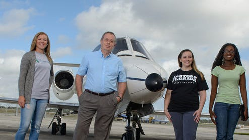 Eastern Florida State College will hold an open of its growing aviation program.