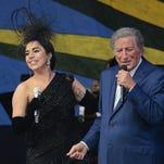 Tony Bennett & Lady Gaga: Cheek to Cheek Live. 8 p.m. July 27, Meadoe Brook Music Festival. $35-$275.