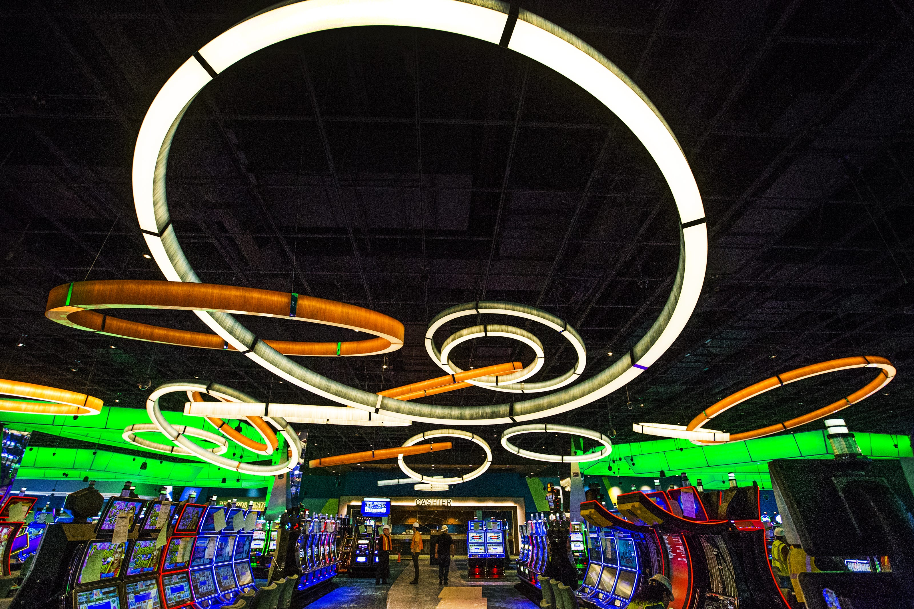 Casino minister new west gambling costs