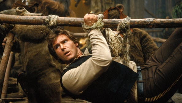 One would assume the young Han Solo spinoff movie will
