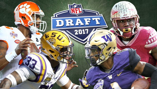 NFL mock draft 5.0
