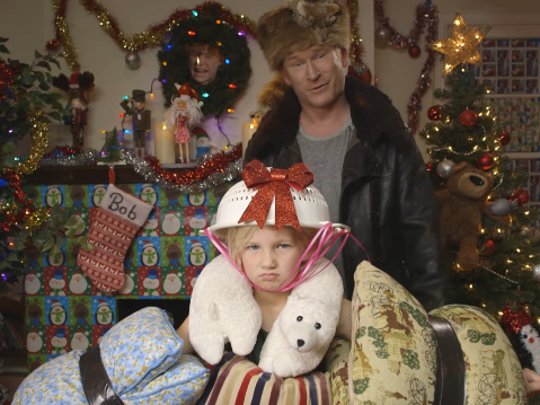 """Famous bully Scut Farkus from """"A Christmas Story"""" gives some simple tips on how to survive bullies."""