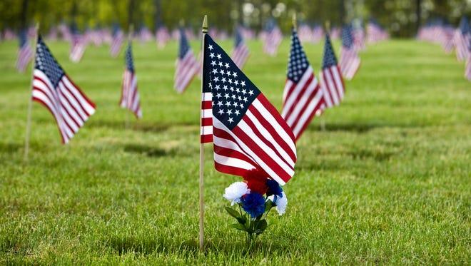 Nov. 11: Veterans Day