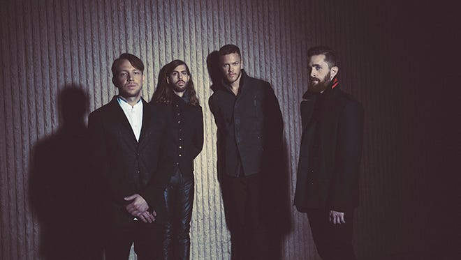 Imagine Dragons are shooting a music video near Phoenix.