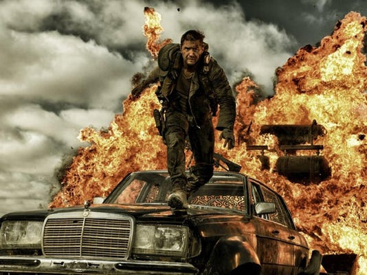 Wh 'Mad Max: Fury Road' is the movie of the year