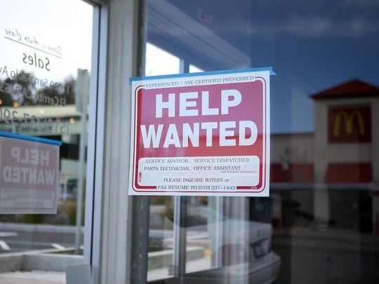 """Help Wanted"" signs are up, but Vermont added fewer jobs than expected in 2016."