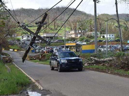 Summer of storms tests nation's energy resilience