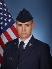 U.S. Air Force Airman Michael J. White Jr.