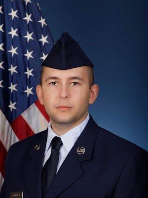 Airman Nathan M. Leonhart