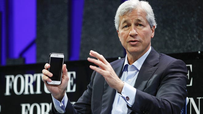 Jamie Dimon bought $27 million of JPMorgan Chase stock in early February.