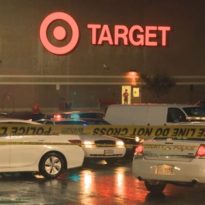 A woman was fatally shot in a Target parking lot in